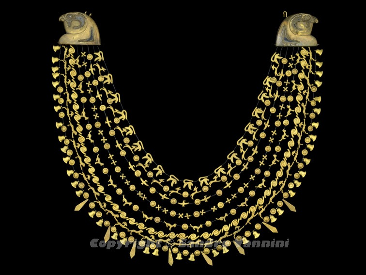 Broad collar of Queen Ahhotep-JE4725a-52672