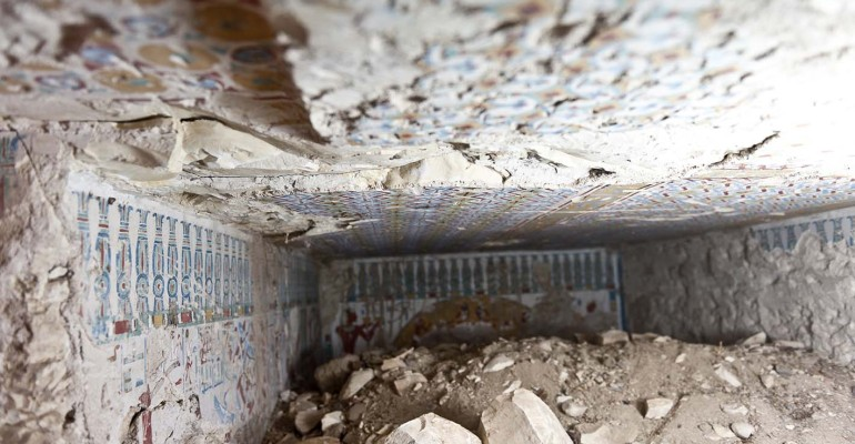 New tombs discovered in Luxor by the ARCE