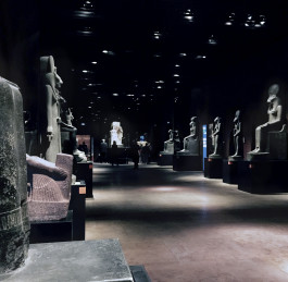 The Egyptian Museum in Turin Reopens After Complete Restyling