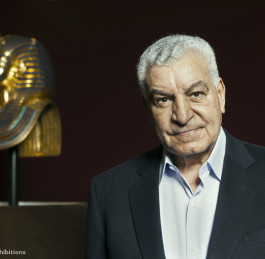 Dr Zahi Hawass lectures in Munich on 5 & 6 May 2015
