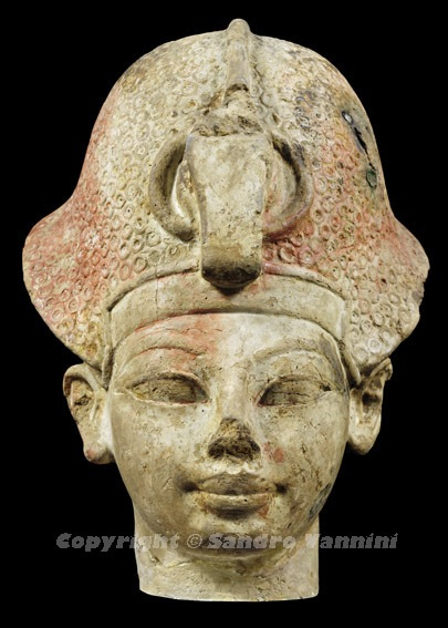 head of Amenhotep III-C-JE38597-337878