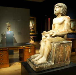 Zahi Hawass launches petition to save the statue of Sekhemka
