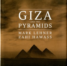 Giza and the Pyramids is now in Bookstores!!