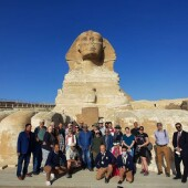 First American Tour in Egypt with Zahi Hawass since the COVID Pandemic